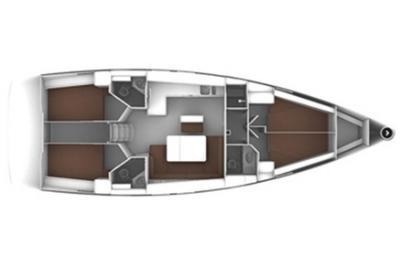 Bavaria 46 Cruiser - CC15